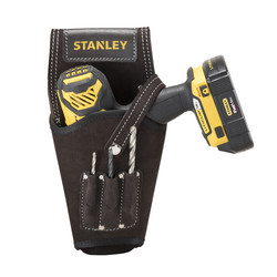 Stanley Leather Drill Holster