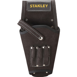 Stanley Stanley Leather Drill Holster  - 86139 - from Toolstation