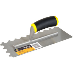 Vitrex Vitrex Professional Notched Trowel Floor 10mm - 86160 - from Toolstation