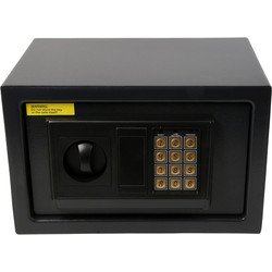 Digital Safe 8.5L - 86184 - from Toolstation