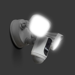 Swann Outdoor Wired Smart Camera with Floodlights