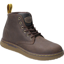 Dr Martens Dr Martens Ledger Safety Boots Brown Size 8 - 86335 - from Toolstation