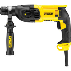 DeWalt D25133K 3 Mode 26mm SDS Hammer Drill 240V