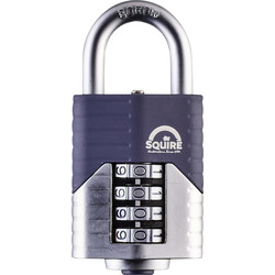 Squire Squire Vulcan Combination Padlock 50 x 8 x 26mm - 86388 - from Toolstation