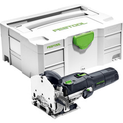 Festool Festool DF 500 Q-Plus Domino Biscuit Dowel Jointer 110V - 86402 - from Toolstation