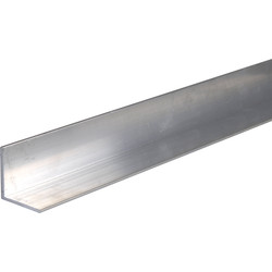 Heavy Duty Aluminium Angle 38mm x 38mm - 86470 - from Toolstation
