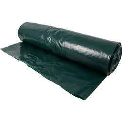 Green Vapour Barrier 125mu 2.7m x 50m - 86538 - from Toolstation