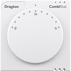 Drayton Drayton RTS8 Room Thermostat  - 86581 - from Toolstation
