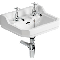 Ideal Standard Ideal Standard Waverley Classic Basin  - 86686 - from Toolstation