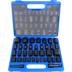 Impact Socket Set  - 86722 - from Toolstation