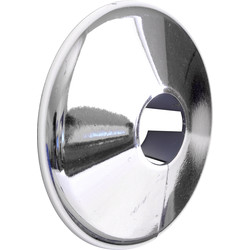 Talon Talon Pipe Collar 15mm Chrome - 86783 - from Toolstation