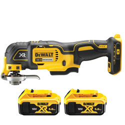 DeWalt DCS356 18V XR Multi-Tool (3 Speed)
