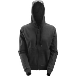 Snickers Workwear Snickers Women's Zip Hoodie Small Black - 87158 - from Toolstation