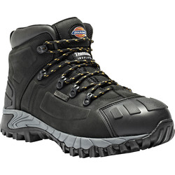 Dickies Dickies Medway Safety Hiker Boots Size 12 - 87167 - from Toolstation