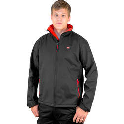 Lee Cooper Lee Cooper Softshell Jacket Large Black - 87198 - from Toolstation