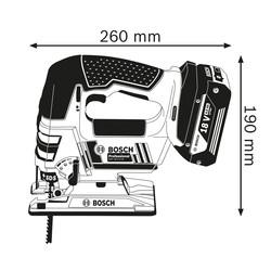 Bosch 18V Jigsaw