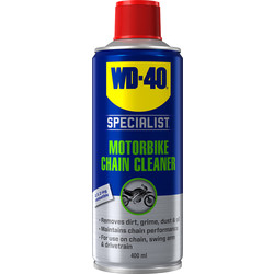 WD-40 WD-40 Specialist Motorbike Chain Cleaner 400ml - 87408 - from Toolstation