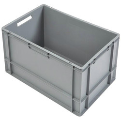 Barton Euro Container Grey 76L - 87508 - from Toolstation