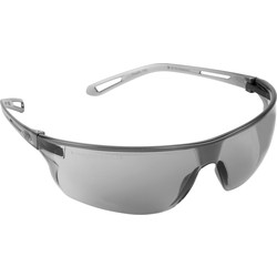 JSP Stealth Safety Glasses Smoke