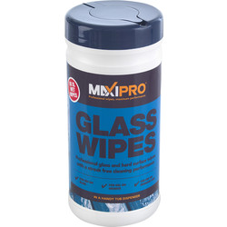 Maxipro Glass, Steel & Granite Cleaning Wipes 80 Wipes - 87620 - from Toolstation