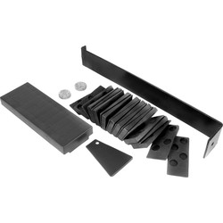 Unika Laminate Floor Fitting Kit  - 87639 - from Toolstation