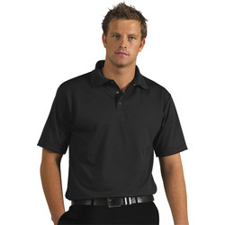 Polo Shirt Large Black