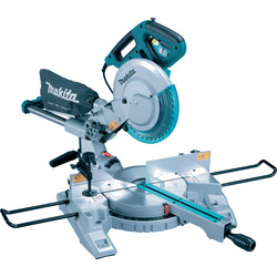 Makita Makita LS1018L 1430W 260mm Slide Compound Mitre Saw 110V - 87718 - from Toolstation