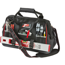 Technics Technics Hardbottom Tool Bag 225 x 415 x 290mm - 87809 - from Toolstation