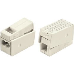 Wago Wago 224 3 Way Lighting Connectors 0.5 to 2.5mm² - 87820 - from Toolstation