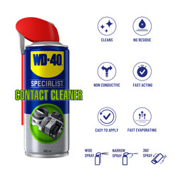 WD-40 Specialist Contact Cleaner