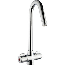 Ebb and Flo Ebb + Flo Colwell Mono Mixer Kitchen Tap  - 88081 - from Toolstation