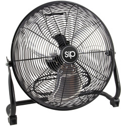 "SIP SIP Workshop Floor Fan 16"" 80W - 88114 - from Toolstation"