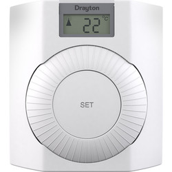 Drayton Drayton Digistat+ Digital Room Thermostat  - 88130 - from Toolstation