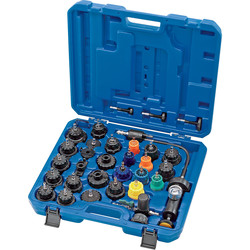 Draper Expert Draper Expert Radiator & Cap Pressure Test Kit 33 Piece - 88160 - from Toolstation