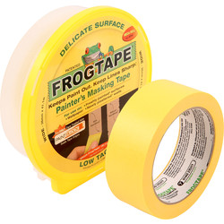 Frogtape Frogtape Delicate Surface Masking Tape 36mm x 41.1m - 88217 - from Toolstation