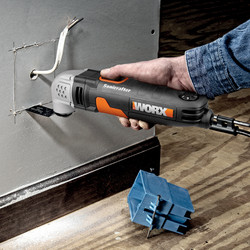 Worx WX667 230W Universal Sonicrafter Multi Cutter