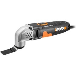 Worx Worx WX667 230W Universal Sonicrafter Multi Cutter 240V - 88296 - from Toolstation