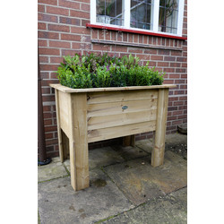 Forest Forest Garden Deep Root Planter 80cm (h) x 100cm (w) x 70cm (d) - 88309 - from Toolstation
