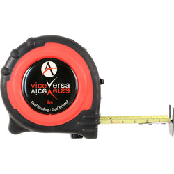 Advent Advent Vice Versa Tape Measure 8m - 88425 - from Toolstation