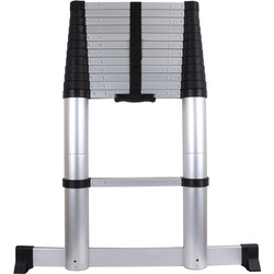 Prodec ProDec Click 'N' Climb Pro Telescopic Ladder 3.8m - 88486 - from Toolstation