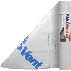 Rhinovent Ultra Breathable Membrane Lightweight 1.5 x 50m - 88494 - from Toolstation