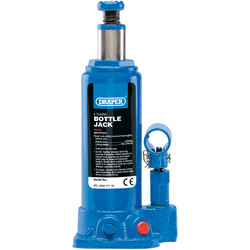 Draper Draper Hydraulic Bottle Jack 4000kg (4 Tonne) - 88557 - from Toolstation
