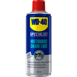 WD-40 WD-40 Specialist Motorbike Chain Lubricant 400ml - 88623 - from Toolstation