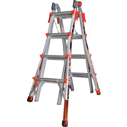 Little Giant Little Giant Xtreme Multi-Purpose Ladder 6 Rung - 88631 - from Toolstation