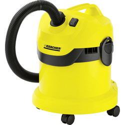 Karcher Karcher WD 2 12L Wet & Dry Vacuum Cleaner 230V - 88648 - from Toolstation