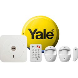Yale Smart Living Yale Smart Home Alarm Kit  - 88663 - from Toolstation
