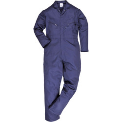 Zip Front Coverall
