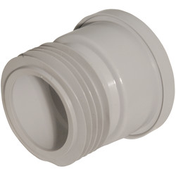 McAlpine Drain Connector 110mm Grey
