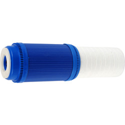 Calmag 1 Stage Point of Use Filter Sediment, Odour, Taste & Chlorine Cartridge - 88844 - from Toolstation