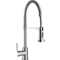 Deva Deva Spring Pull Out Mono Mixer Kitchen Tap  - 88845 - from Toolstation